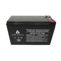 VRLA AGM akumulators AP12-9 12V 9Ah, bez apkopes