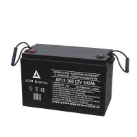 VRLA AGM akumulators AP12-100 12V 100Ah, bez apkopes