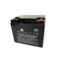 VRLA AGM akumulators AP12-40 12V 40Ah, bez apkopes