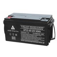 VRLA AGM akumulators AP12-60 12V 60Ah, bez apkopes