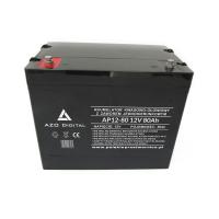 VRLA AGM akumulators AP12-80 12V 80Ah, bez apkopes