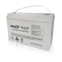 Gēla akumulators 12-FM-100 100AH 12V