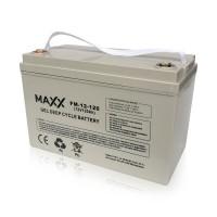 Gēla akumulators 12-FM-120 120AH 12V