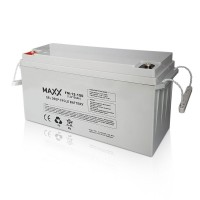 Gēla akumulators 12-FM-150 150AH 12V