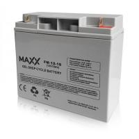 Gēla akumulators 12-FM-18 18AH 12V