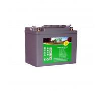 Gēla dziļas izlādes akumulators HAZE EV 12 - 162 AH