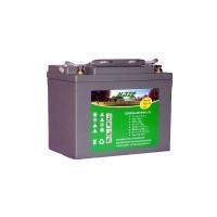 Gēla dziļas izlādes akumulators HAZE EV 12 - 119 AH