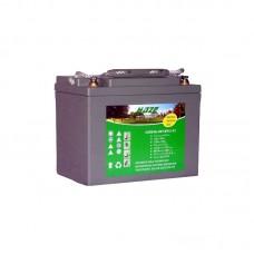 Gēla dziļas izlādes akumulators HAZE EV 12 - 7,5 AH