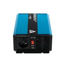 Sprieguma pārveidotājs (invertors) 12 VDC / 230 VAC SINUS IPS-1200S 1200W