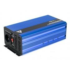 Sprieguma pārveidotājs (invertors) 12 VDC / 230 VAC SINUS IPS-2000S 2000W