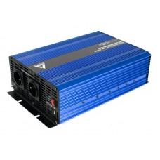 Sprieguma pārveidotājs (invertors) 12 VDC / 230 VAC SINUS IPS-4000S 4000W