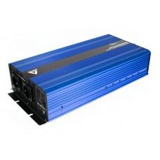 Sprieguma pārveidotājs (invertors) 12 VDC / 230 VAC SINUS IPS-6000S 6000W
