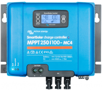 Uzlādes regulators Victron Energy SmartSolar MPPT 250/100-MC4 VE.Can