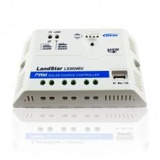 Uzlādes regulators LS2024EU 20A USB