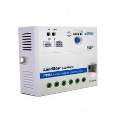 Uzlādes regulators LS3024EU 30A USB
