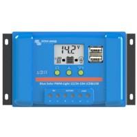 Uzlādes kontrolieris Victron Energy 20A PWM LCD USB