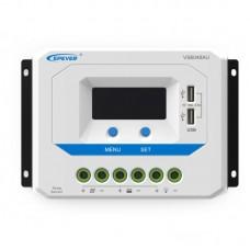 Uzlādes regulators VS6048AU 60A 12/24/36 / 48V