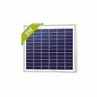 Polikristālisks saules modulis MWG 5W