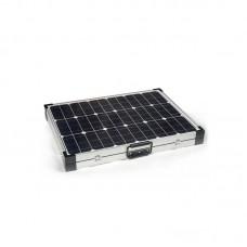 Saliekamais tūristu saules modulis 2X50W