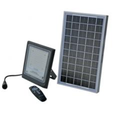 Atsevišķs LED gaismeklis LED ED30 (30W) + saules modulis (8W)