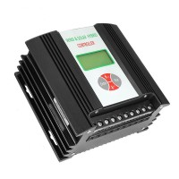 Hibrīda uzlādes regulators vēja turbīnām 1kW (1000W) 48V + PV300W
